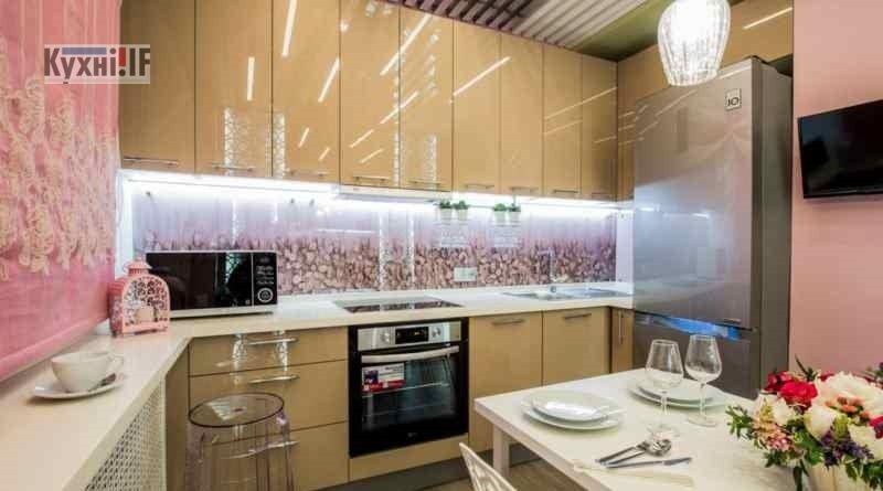 Фартух для кухні зі скла - скіналі фото 3