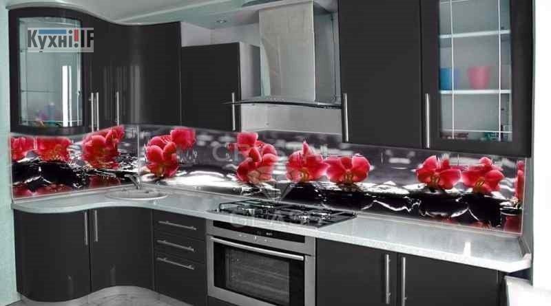 Фартух для кухні зі скла - скіналі фото 7