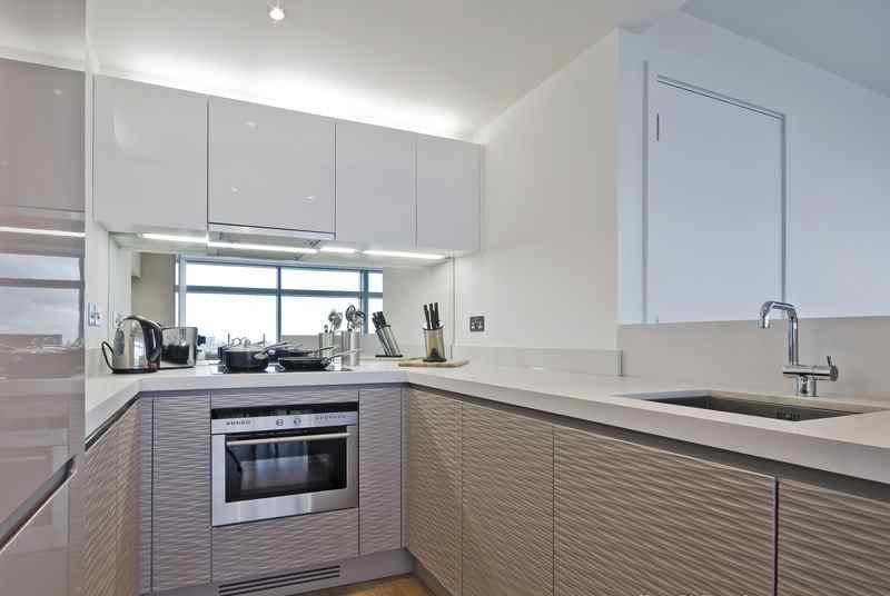 Кухні в стилі мінімалізм фото Кухні.IF