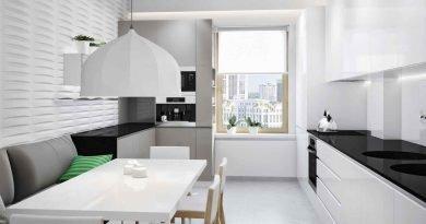 Як створити інтер'єр кухні в стилі мінімалізм поради профі