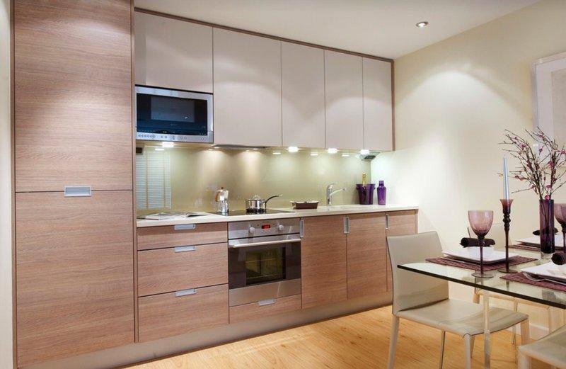 Кухні в стилі мінімалізм фото 4