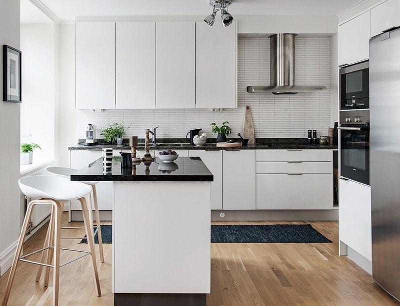 Як створити інтер'єр кухні у стилі мінімалізм фото 8