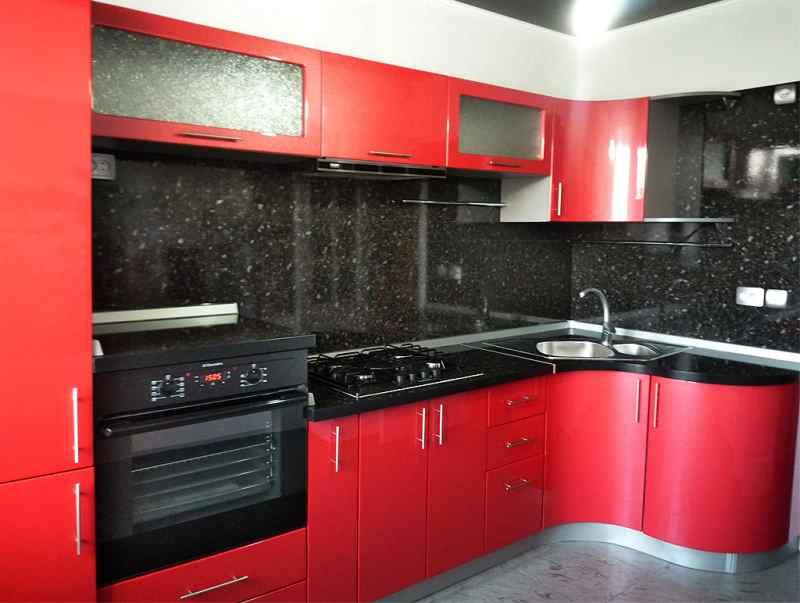 Фарбовані-МДФ-фасади-для-кухні-в ІФ-фото-11