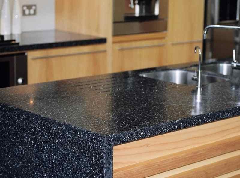 Штучний камінь фото кухні.If - 6