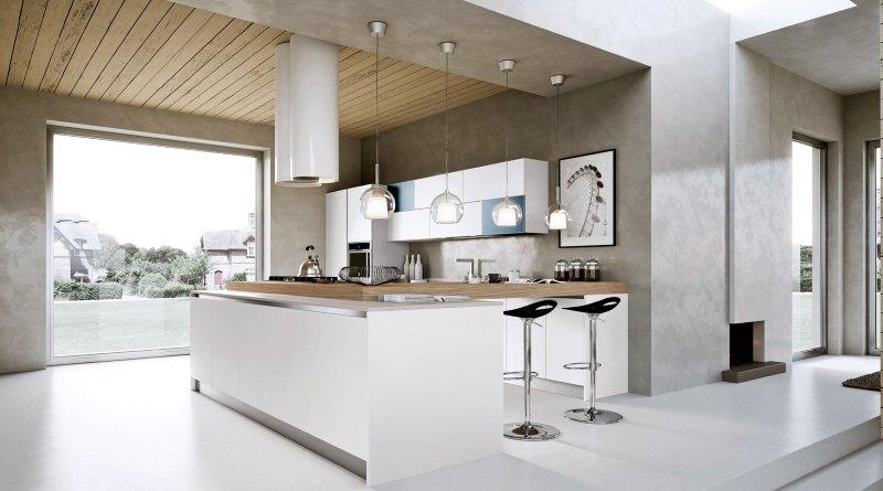 Кухня у стилі хай тек фото 1