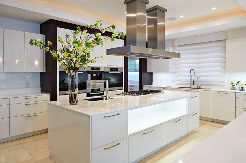 Кухні у стилі хай-тек Кухні.IF 9