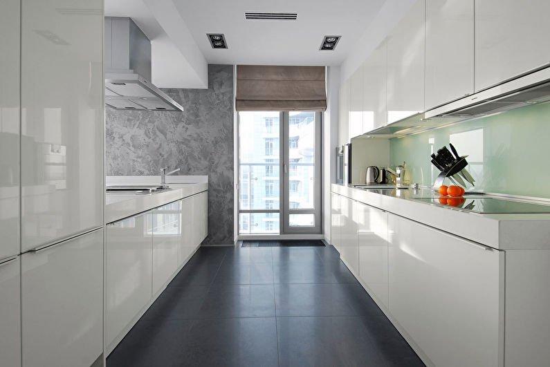 Кухні у стилі хай-тек Кухні.IF 10
