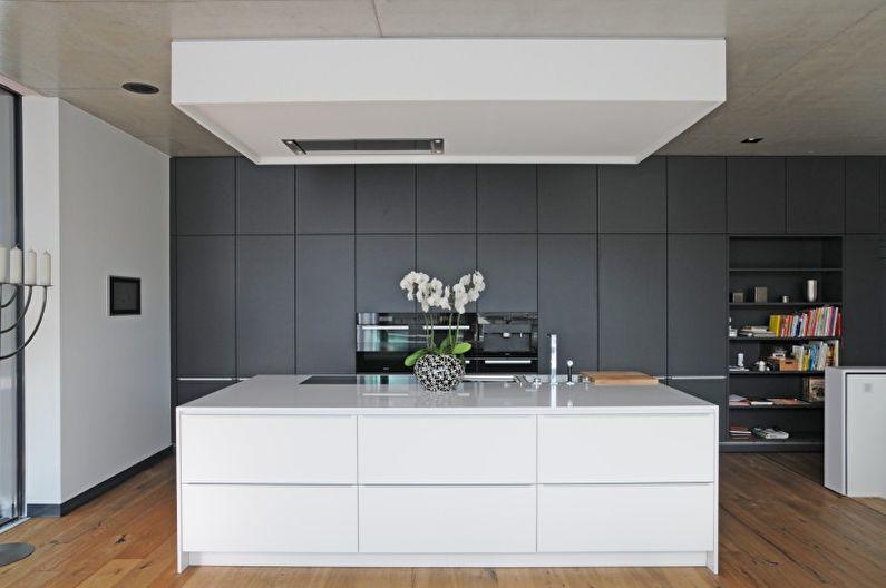 Кухні у стилі хай-тек Кухні.IF 13