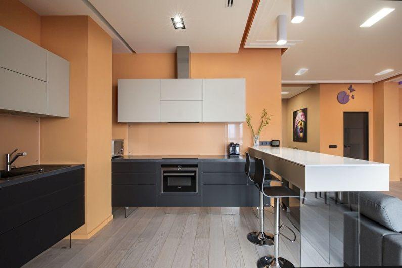 Кухні у стилі хай-тек Кухні.IF 15