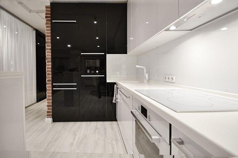 Кухні у стилі хай-тек Кухні.IF 16