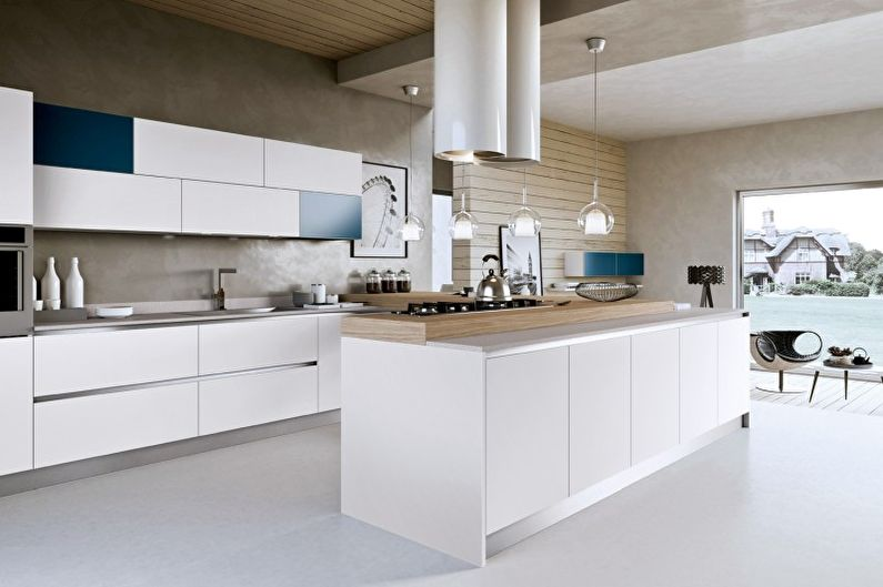 Кухні у стилі хай-тек Кухні.IF 17