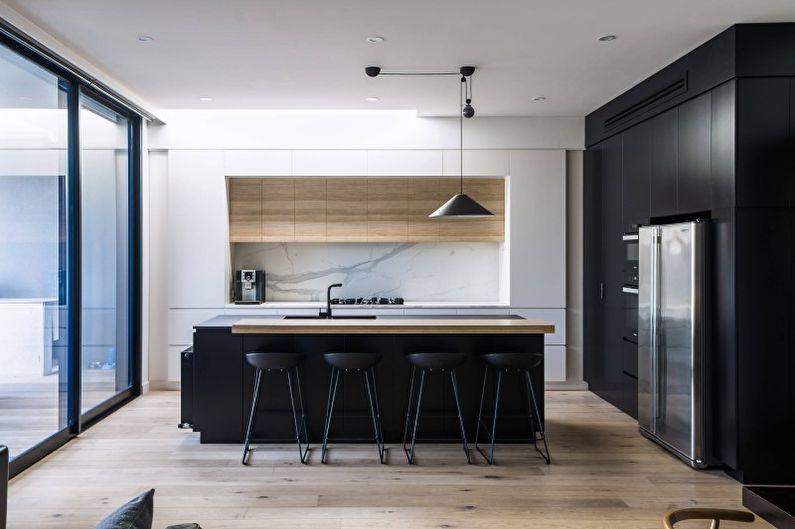 Кухні у стилі хай-тек Кухні.IF 18