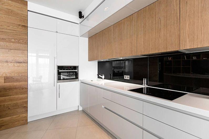 Кухні у стилі хай-тек Кухні.IF 23