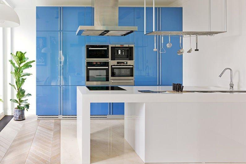 Кухні у стилі хай-тек Кухні.IF 24