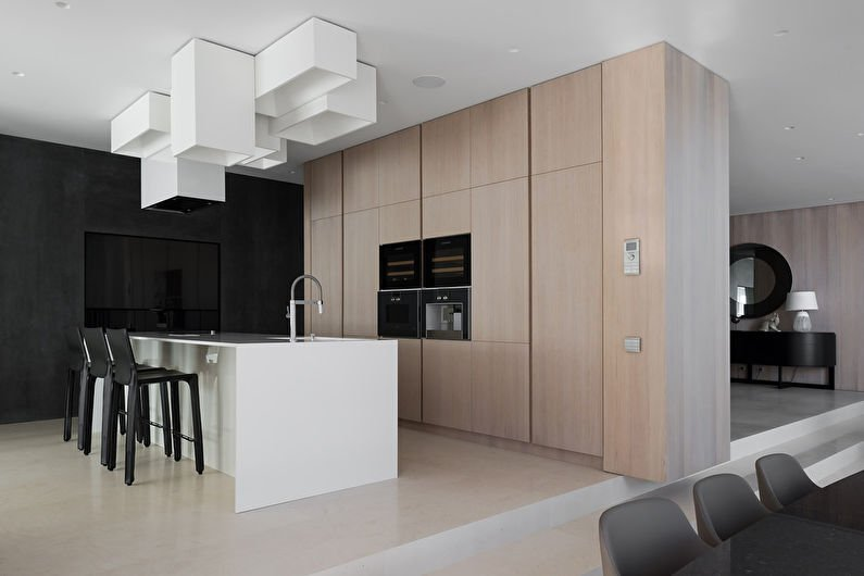 Кухні у стилі хай-тек Кухні.IF 26