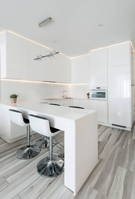 Кухні у стилі хай-тек Кухні.IF 27