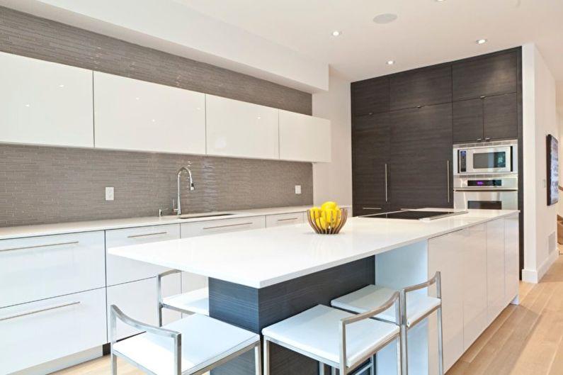Кухні у стилі хай-тек Кухні.IF 8
