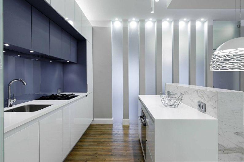 Кухні у стилі хай-тек Кухні.IF 28