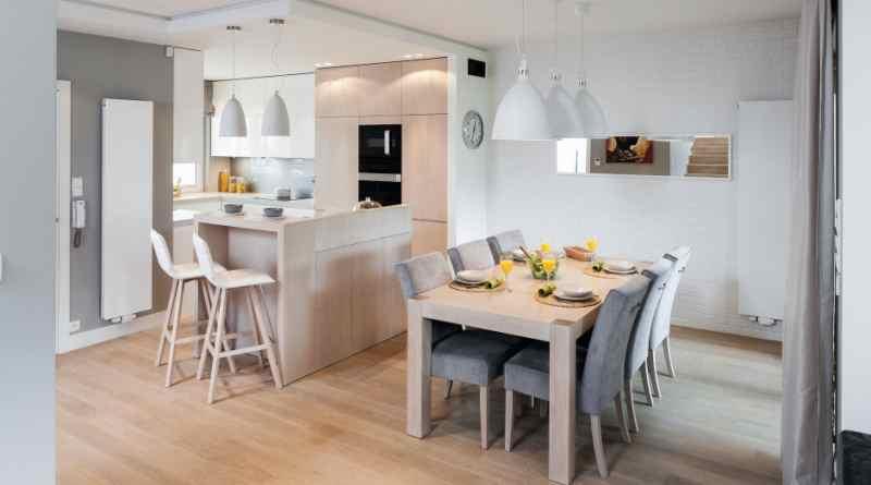 Скандинавський стиль фото 1 Кухні.IF