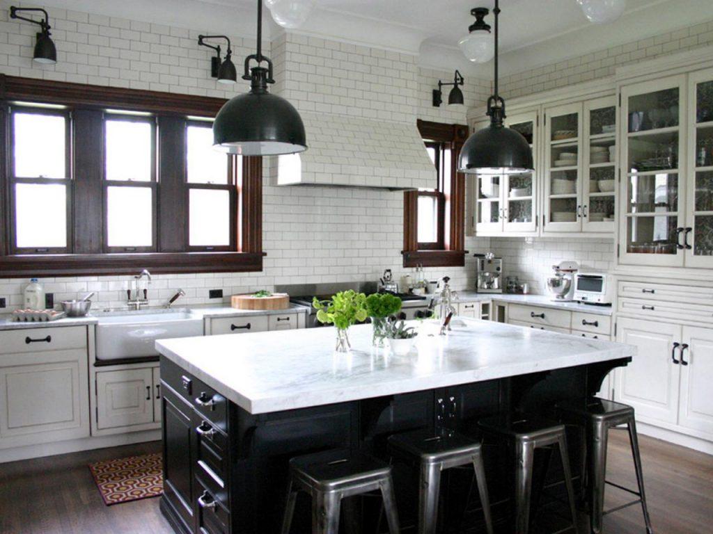 Кухня в Індустріальному стилі фото 1