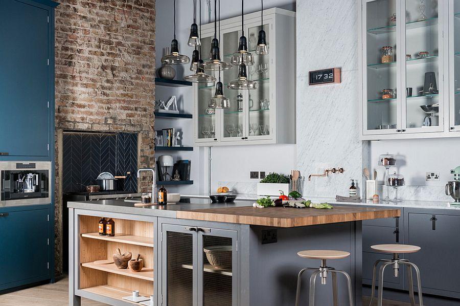 Кухня в Індустріальному стилі фото 15