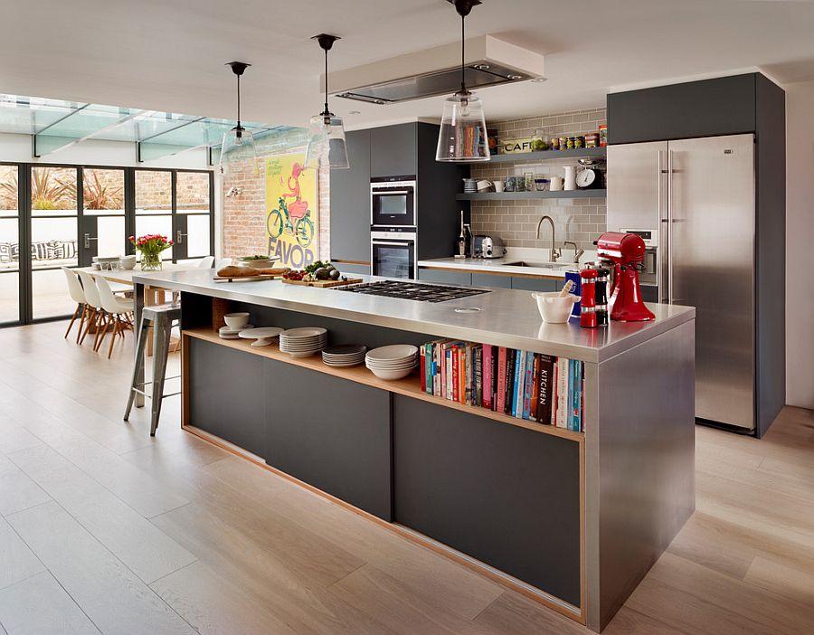 Кухня в Індустріальному стилі фото 17