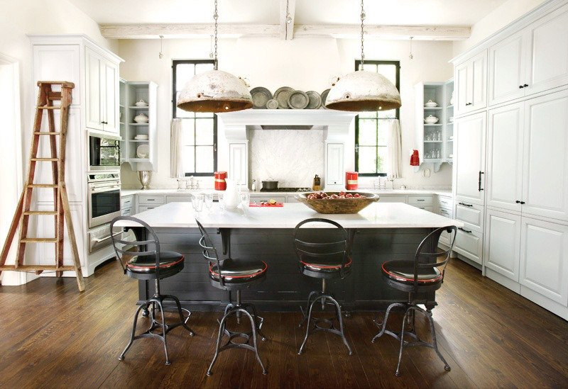 Кухня в Індустріальному стилі фото 2