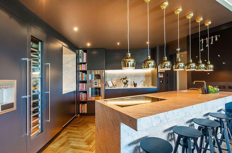 Кухня в Індустріальному стилі фото 20
