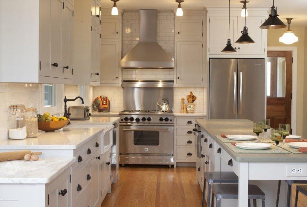 Кухня в Індустріальному стилі фото 6
