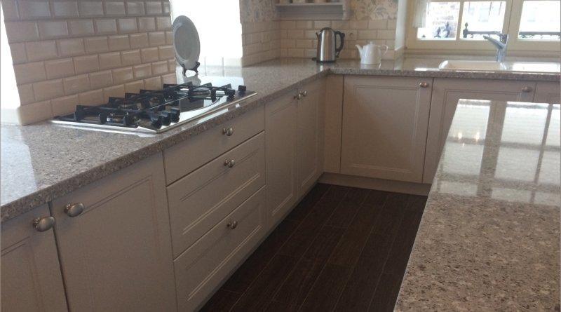 Стільниця з кварцового каменю Кухні.IF фото 4