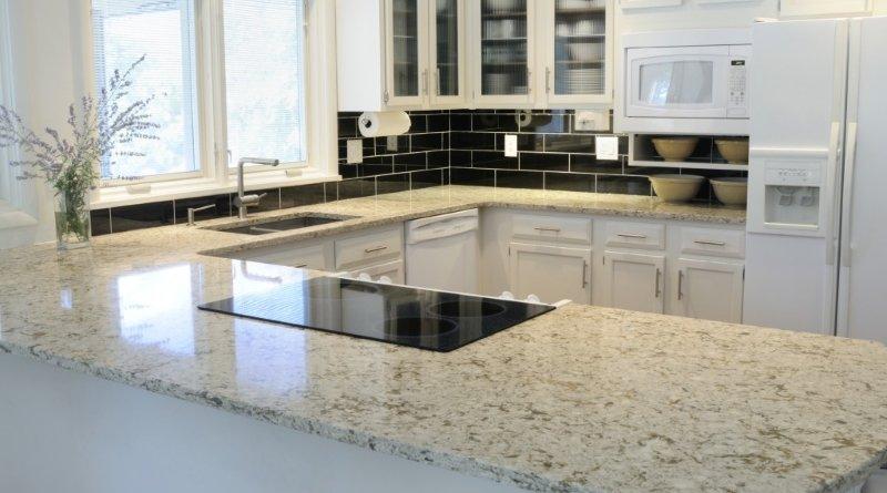 Стільниця з кварцового каменю Кухні.IF фото 7