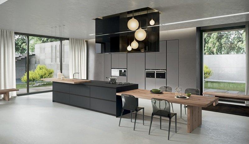 Дизайн кухні 2019 фото Кухні.IF