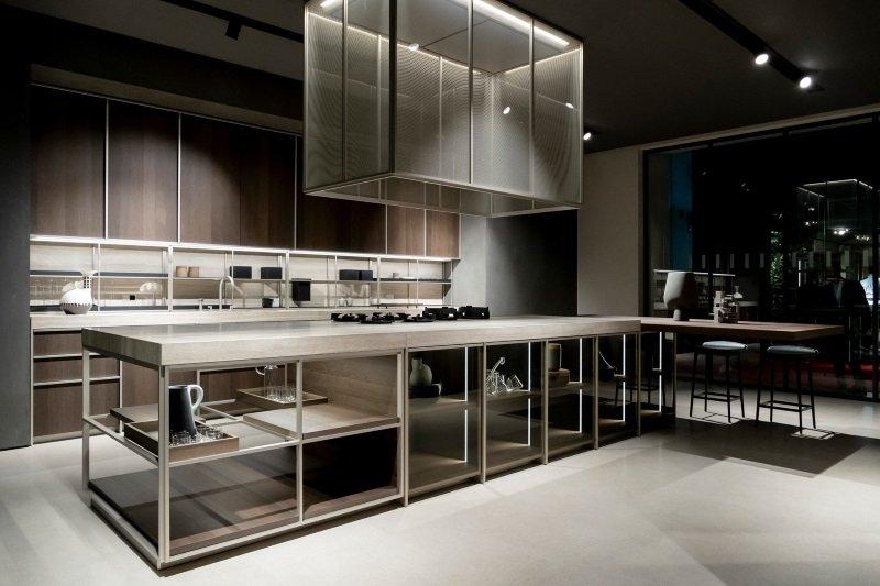 Дизайн кухні 2019 фото Кухні.IF 18