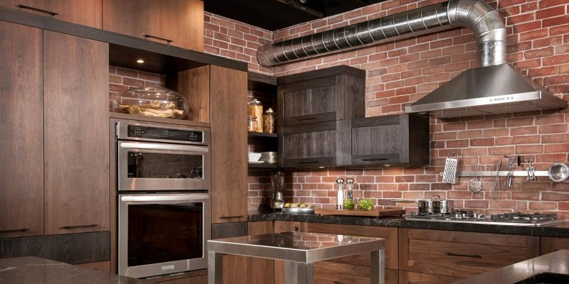 Дизайн кухні 2019 фото Кухні.IF 20