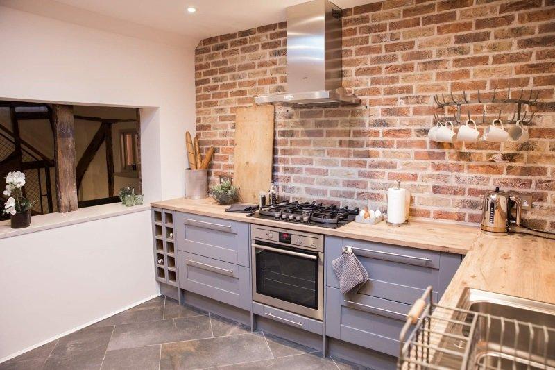 Дизайн кухні 2019 фото Кухні.IF 21