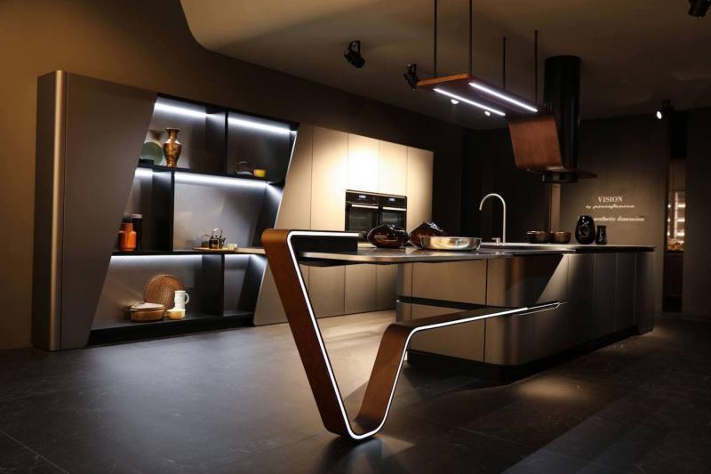 Дизайн кухні 2019 фото Кухні.IF 26