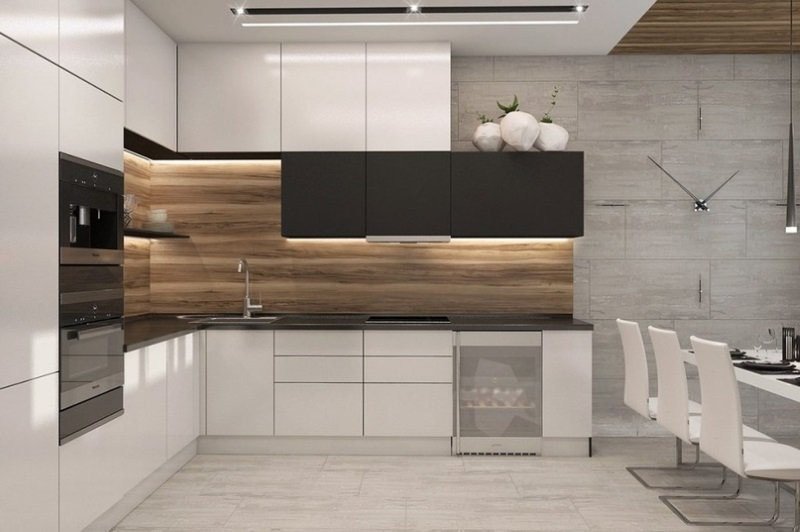 Дизайн кухні фото Кухні.IF фото 28