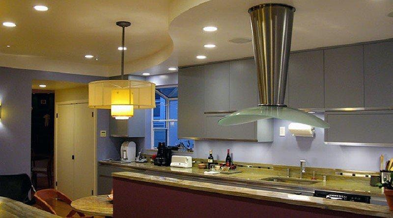 Дизайн кухні 2019 фото Кухні.IF 6