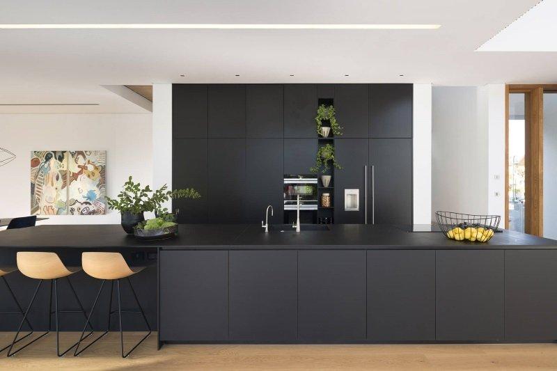 Дизайн кухні 2019 фото Кухні.IF 9