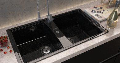 Подвійна мийка фото 1