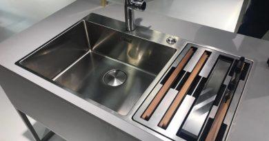 Мийка з нержавійки для Кухні.IF img 1