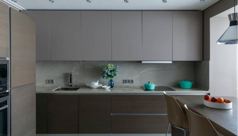 Кухні 2020 тренди фото 11