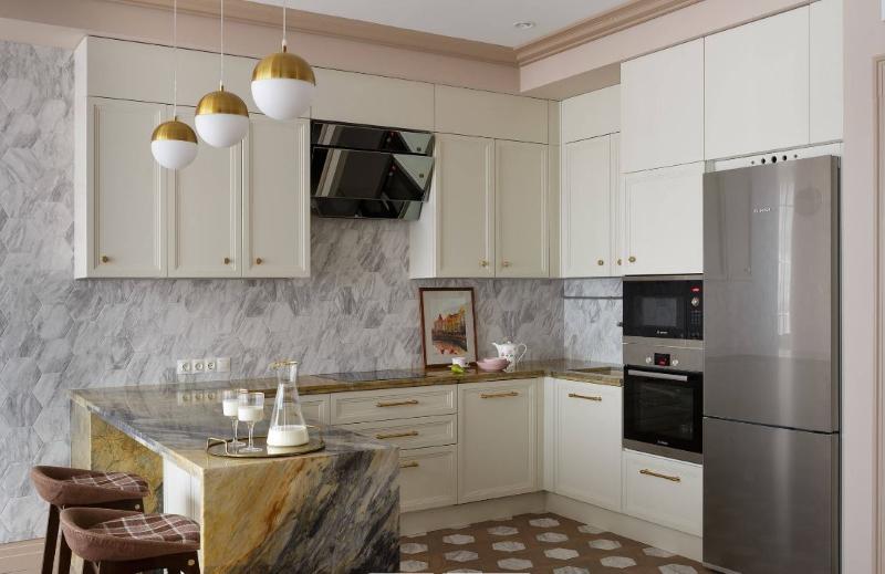 Кухні 2020 тренди фото 13