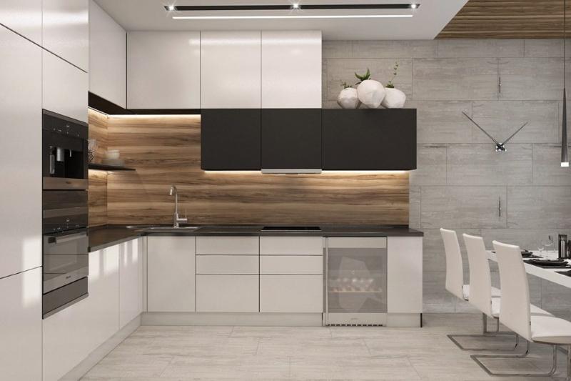Кухні 2020 тренди фото 15