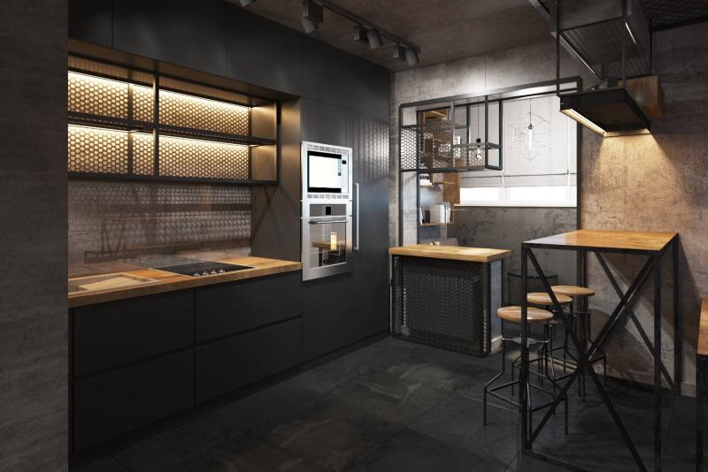 кухні 2020 тренди фото 17