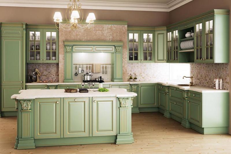 Кухні 2020 тренди фото 19