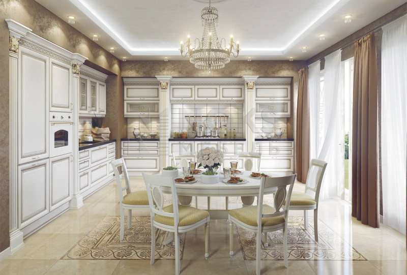 Кухні з масиву Кухні.IF фото 4